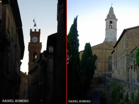 Pienza catedral+palacio