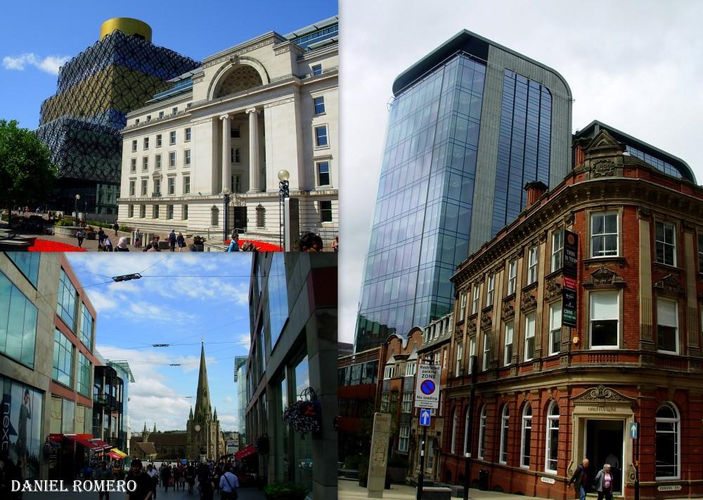 Birmingham 3. Lo nuevo y lo viejo